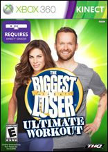 The Biggest Loser Ultimate Workout for Xbox 360   GameStop