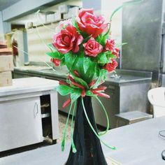 Sugar vase