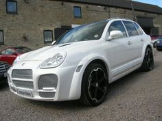Used Porsche for Sale | Used Porsche Cayenne 2004 White 4x4 Petrol Automatic for Sale
