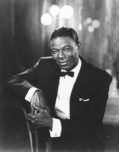 Nat King Cole... 'Unforgettable""