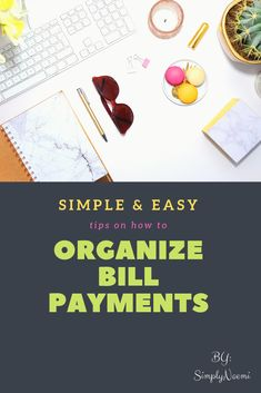 Read about an effective method on how to organize your bill payments.Be stable financially, all while saving money and preventing unwanted charges and fees. Bill Organization, Organizing Bills, Organize, Budgeting Finances, Budgeting Tips, Money Saving Tips, Money Tips, Budget App, Making A Budget