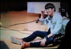 [10.10.2015] Astro Fansign - MyungJun