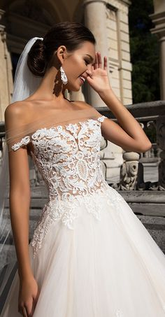 Milla Nova Bridal 2017 Wedding Dresses diamond2 / http://www.deerpearlflowers.com/milla-nova-2017-wedding-dresses/10/