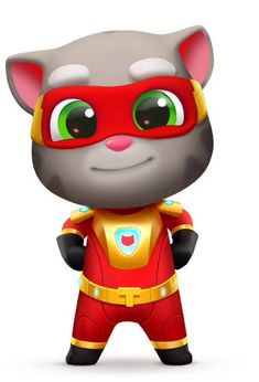Official home of Talking Tom, Talking Angela and the rest of the crazy gang. Easter Activities For Kids, Games For Kids, My Talking Tom, Heroes Wiki, Gata Marie, Mermaid Artwork, Toms, Adrien Y Marinette, Dragon City