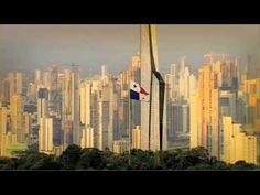 Panama's thriving capital city.