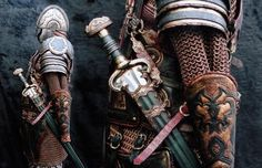 Théodred's armor from Lord of the Rings