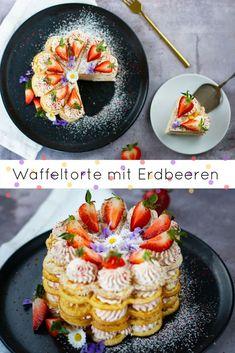 Die 98 Besten Bilder Von Erdbeer Mascarpone Torte In 2019 Cake