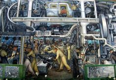 Detroit's bankruptcy threatens the art at the Detroit Institute of Art.
