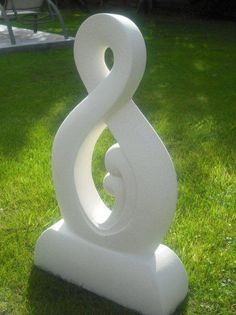 Natasha's Twist - another sculpture I really like, aptly names for our niece