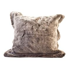 I pinned this Faux Chinchilla Pillow Cover from the Style Study: Modern Prairie event at Joss and Main!