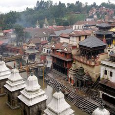 Pashupatinath Temple - Architectural Beauty. posted by http://www.travelindiaworld.com/