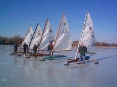 One of the reasons that the DN Ice Boat Class has become so popular over the years has been largely in part to how transportable and fast th...