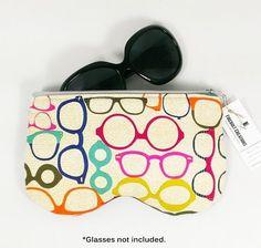 Brand New!  Glasses Case! http://ift.tt/1LMhqo9  #glassescase #toiletrybag #optician #sunglasses #etsy #etsyshop #fireboltcreations #summer #etsyfinds #firebolt #etsyseller #beach #handcrafted #maker #glasses #nerdy #optometry #optometrist #gift #giftideas #gifts #handmade #colorful #zipperbag #zipperpouch #design #graphic #shopping #etsyspy