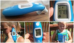 Kinsa Bluetooth Thermometer giveaway ends 9/1/2016