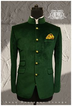 Ideas for party outfit fall classy casual Indian Men Fashion, Mens Fashion Suits, Mens Traditional Wear, Traditional Jacket, Wedding Dress Men, Wedding Suits, Nehru Jacket For Men, Modi Jacket, Party Dresses With Sleeves