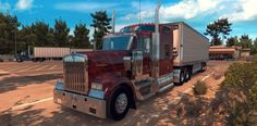 American Truck Simulator Screens for Friday - American Truck Simulator mods, ATS mods