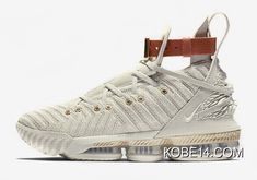 brand new 3cad7 2c4a3 Nike LeBron 16 In Vachetta Tan Appears Men Shoes Nike LeBron 16 X Harlem s  Fashion Row Collaboration Best