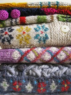 "motleycraft-o-rama: "" By BeatKnit on KnitBritish. """