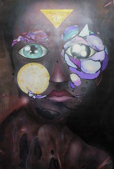 """O paulista João Henrique, 32 anos, é um artista batalhador que acredita na transformação do ambiente urbano através da arte. Járodou o Brasil e alguns países da América Latina e Europa buscando novas texturas para pintar suas formas únicas e cheias de personalidade. Utilizando-se de diversas técnicas e uma paleta de cores que se mistura...<br /><a class=""""more-link"""" href=""""https://catracalivre.com.br/sp/rede/gratis/exposicao-faces-de-jhoao-henr/"""">Continue lendo »</a>"""