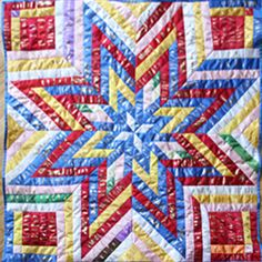 Showthrow.com - Heirloom Ribbon Quilts