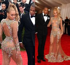 Luxurious Sexy See Through Tulle Gorgeous Beaded Rhinestone Met Ball Red Carpet Long Sleeve Celebrity Dresses 2015 Vestidos