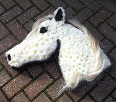 funeral flowers - Horses Head £150.00