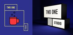 """Check out my @Behance project: """"Two One Studio"""" https://www.behance.net/gallery/42791217/Two-One-Studio"""