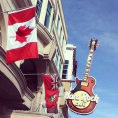 Hard Rock Cafe Niagara Falls Canada in Niagara Falls, ON