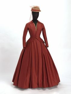 """fashionsfromhistory: """"Costume for Vivien Leigh as Paola in """"Duel of Angels"""" M. Berman Ltd. 1958 """" The role of Paola in Duel of Angels was created by the noted French actress Edwige Feuillère, for whom..."""