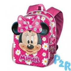 Mochila Minnie Disney Flowers