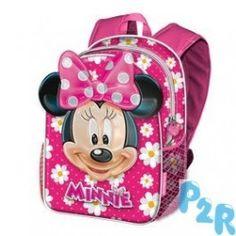 Mochila Minnie Disney Flowers