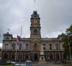 Town Hall - Ballarat Victoria