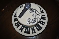 Music Cake... for a music lover