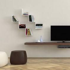 Mensole Invisibili Ikea.Mensole Libri Invisibili
