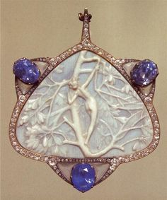 antique lallique jewelry