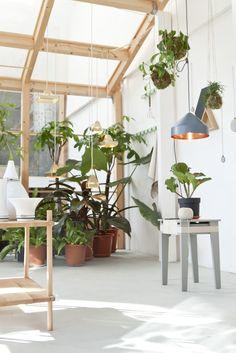 Lloop lamp copper dark grey - Ontwerplabel Vij5 - BijzonderMOOI* Dutch design online