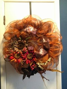 We specialize in creating one of a kind, custom, handmade, holiday and home décor accent wreaths. Description from tangledwreaths.blogspot.com. I searched for this on bing.com/images