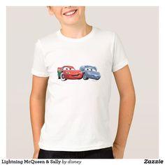 Lightning McQueen & Sally
