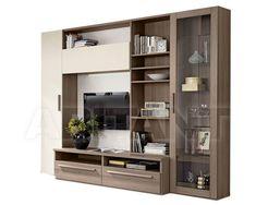 Модульная система коричневая Imab Group S.p.A. QS1018 , каталог корпусной мебели: фото, заказ на ABITANT , Москва