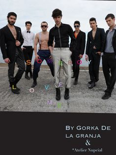 Editorial by Gorka De La Granja  Art. Dir. Kike DLego