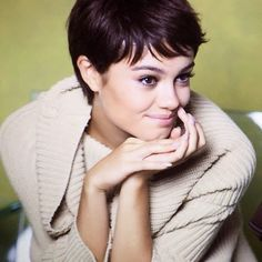 Types Of Short Hair Styles Fine Over 50 Shaggy Haircuts 2018 86 Over 40 Hairstyles, Pixie Bob Hairstyles, Shaggy Haircuts, Cool Hairstyles, Layered Hairstyles, Short Hair With Layers, Short Hair Cuts, Short Hair Styles, Shaggy Short Hair