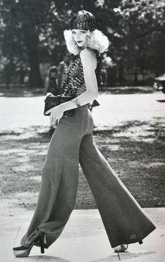 Biba City Girl, 1973  Be featured in Model Citizen App, Magazine and Blog.  www.modelcitizenapp.com