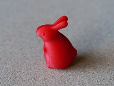 standing rabbit by bs3 - Thingiverse
