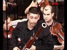 ▶ Mozart: Bassoon Concerto (complete) in B-flat major KV 191, Aligi Voltan bassoon - YouTube