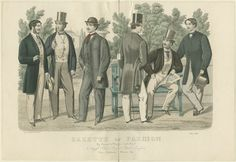 Gazette of Fashion (1863): Location: R. Crompton Rhodes Collection of Fashion Plates No. 15. Early and Fine Printing Collection