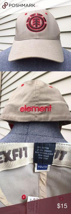 NWOT Element Unite Boy's Cap Size Youth. NWOT Element Unite Boy's Cap Size Youth. Flexfit. Element Accessories Hats