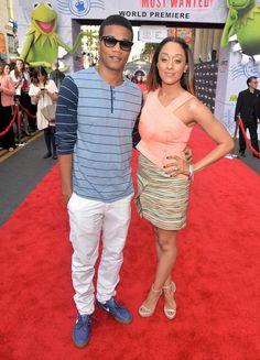 Cory Hardrict & Tia Mowry