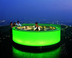 Sky Bar by lebua Hotels and Resorts, via Flickr