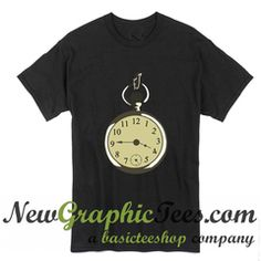 Clock T Shirt