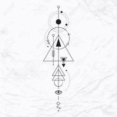 Resultado de imagen para geometric logo sketch